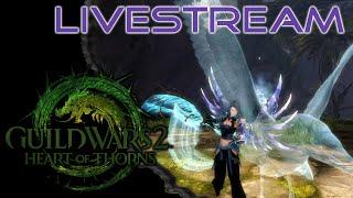 Spontaner Guild Wars 2 Livestream JETZT :D - Nimmermehr III: Der Rabenstab (Sammlung)