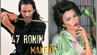 47 Ronin Make-up Tutorial + GIVEAWAY!!! Thumbnail