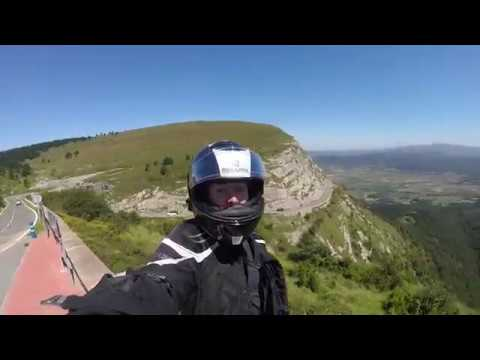 Europe Motorcycle Adventure 2017 - Part 1 - Spain - Andorra - France