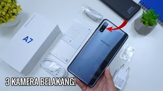 Download Video Unboxing Samsung Galaxy A7 2018 Indonesia! MP3 3GP MP4