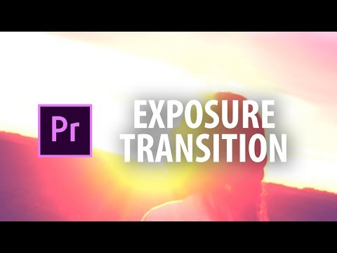 how to create a glitch transition in premiere pro