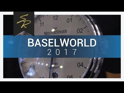 MeisterSinger N.3 Automatic Date 40 mm | MeisterSinger Baselworld 2017 | MeisterSinger 2017