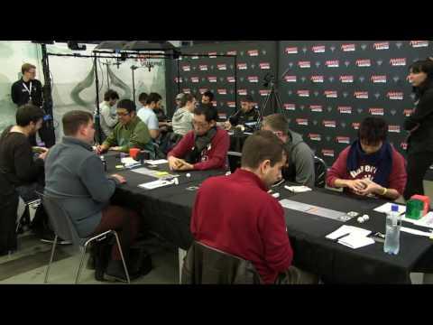 Magic the Gathering Grand Prix Rotterdam  Round 3
