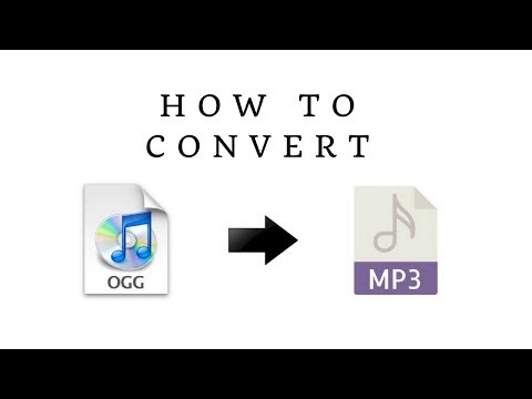 Audio Converter - How to Convert OGG file to MP3 on Windows
