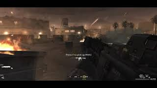 Call Of Duty '4' Game Play Video #4