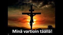 Profetia miehestä, joka toimii Mooseksen hengessä ja nousee Suomesta, eli lopunmaasta = FIN - LAND.