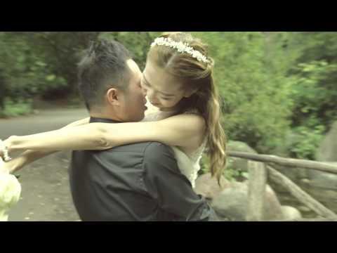 An American Wedding Trailer