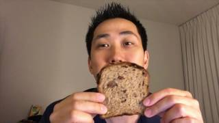 First Tasting: Ezekiel Bread Cinnamon Raisin!
