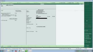 SALES AND PURCHASE ENTRY WITH VAT IN TALLY ERP-9 thumbnail