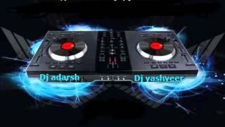 Dj adarsh and Dj yashveer bludfire remix