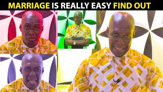 Marriage Is Easy Prophet Kofi Oduro SINGLES AND MARRIED CONFERENCE 2020 Day 2