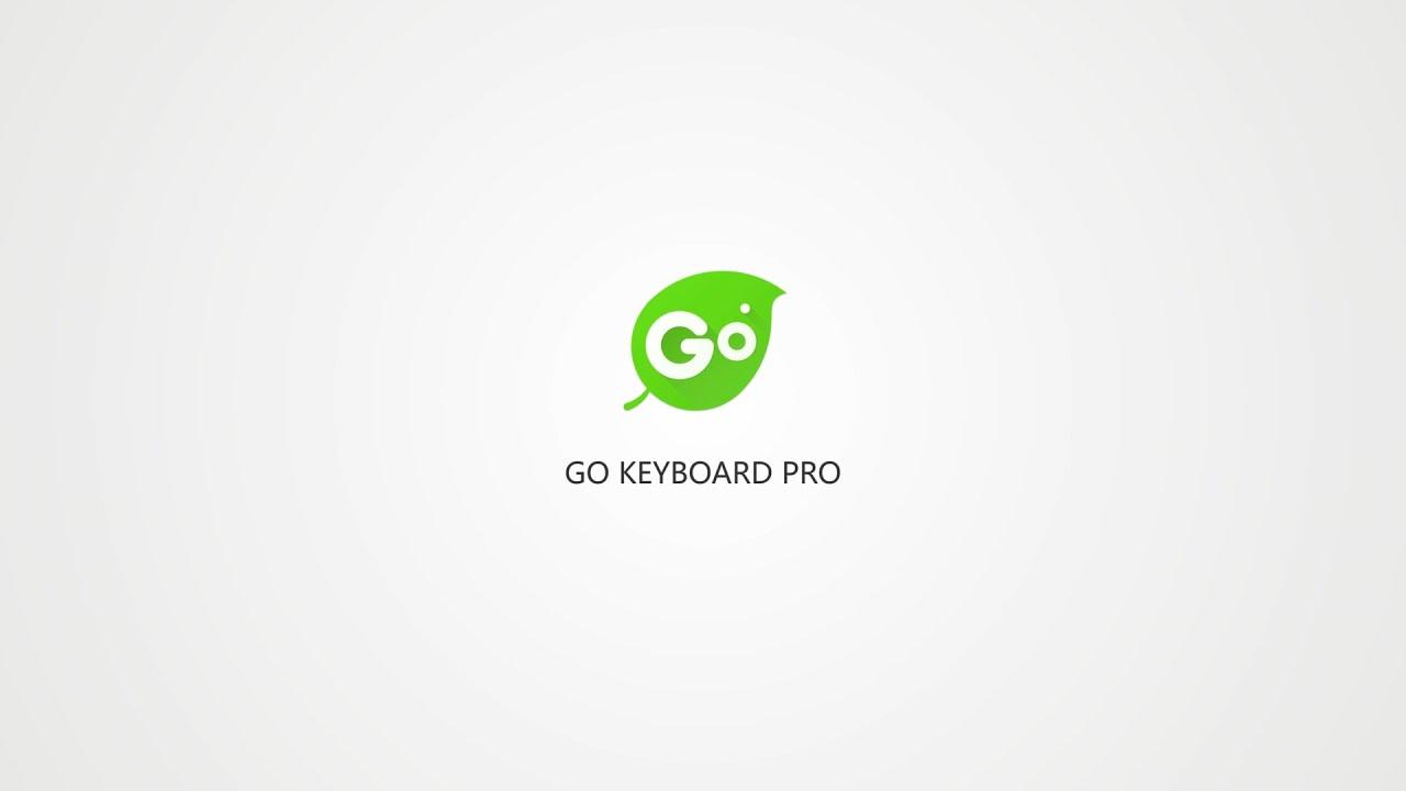Download Go Keyboard Pro 1 60 APK File - APK4Fun