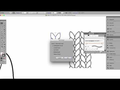 How To Create A Knit Youtube