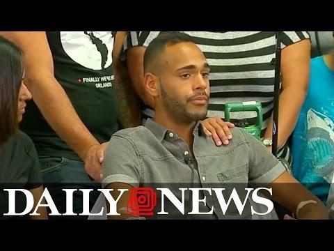 Survivor describes shooting inside Orlando gay club
