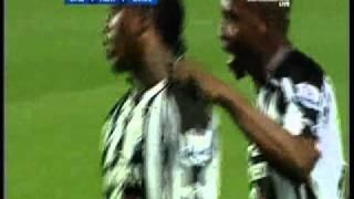 NILE RANGER GOAL - Chelsea 1-1 Newcastle
