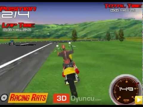 Harley Motor Yarışı 3d Motor Oyunları Youtube