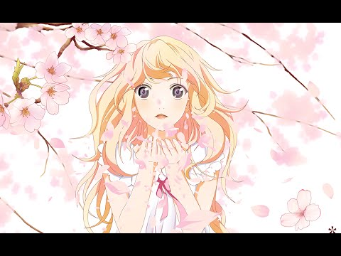 1 Hour Beautiful & Emotional Anime Soundtracks - Shigatsu Wa Kimi No Uso Music OST