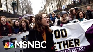 International Women's Day Observed Around The Globe | The 11th Hour | MSNBC