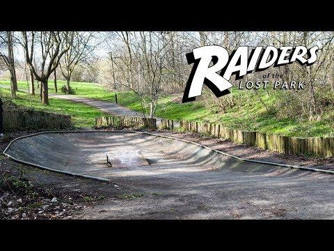 Raiders of the Lost Park 7 - Kelvin bowl, Sheffield