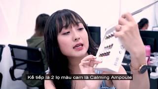 THAY DA SINH HỌC BẰNG TẢO B-TOX PEEL   Bici Cosmetic   Phần 2