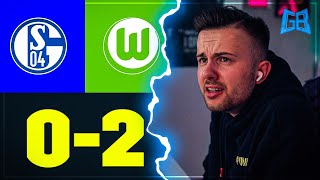 GamerBrother RAGETALK über SCHALKE - WOLFSBURG 😤😫 | GamerBrother Stream Highlights