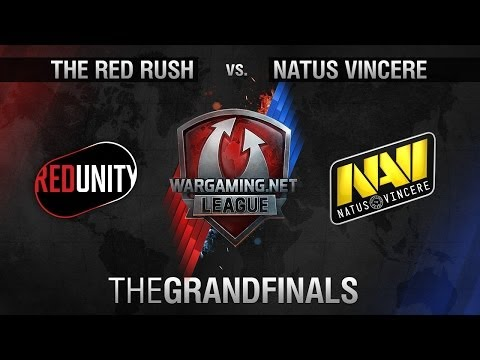 The RED Rush: Unity Vs. Natus Vincere - Playoffs LB Round 4 - The Grand Finals - World Of Tanks