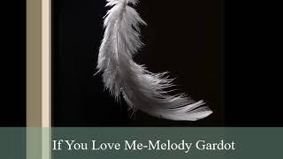 If you  love me - Melody Cardot