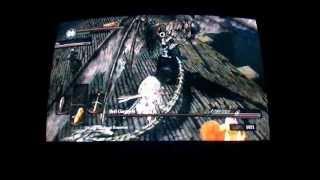 Dark Souls - Bell Gargoyle Boss Glitch