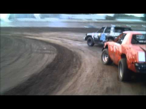 BELLEVILLE CRUISER NATIONALS 2014  A-MAIN 1