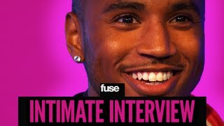 Trey Songz Has Sex on his Balcony - Intimate Interview