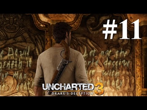 Прохождение Uncharted 3: Иллюзии Дрейка — Глава 6: Шато