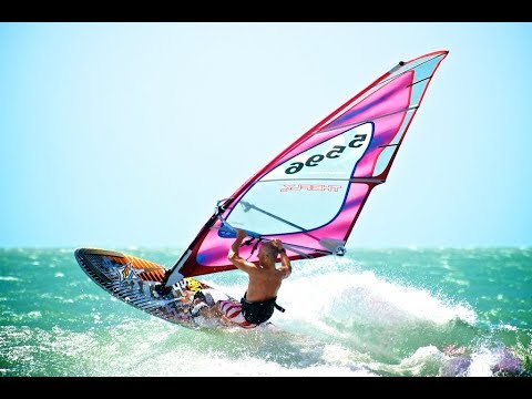 Windsurfing is the best sport in the world -  Alice Arutkin, Levi Siver, Brian Talma in Maui, Hawaii