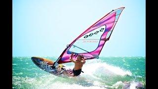 Windsurfing is the best sport in the world -  Alice Arutkin, Levi Siver, Brian Talma in Maui, Hawaii