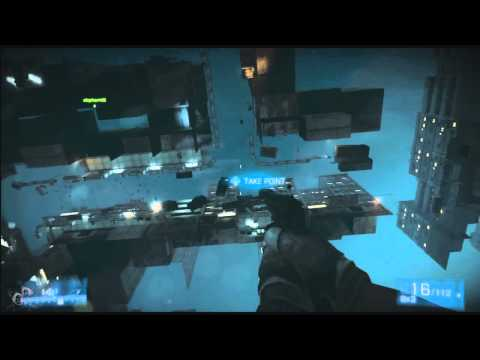 Battlefield 3 Glitches - Out of Exfiltration [Co-Op] [Voice/Video Tutorial]