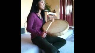 Performing a song of life, beauty, balance, and love. The harmony o...