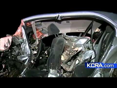 car crash sacramento  2 die in Sacramento DUI accident - YouTube