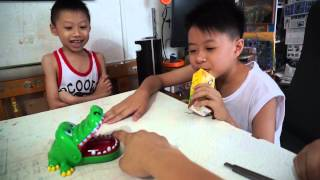 all佬fan齊玩 鱷魚牙醫 2014 08 03