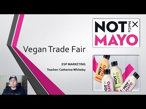 Vegan Trade Fair ESP