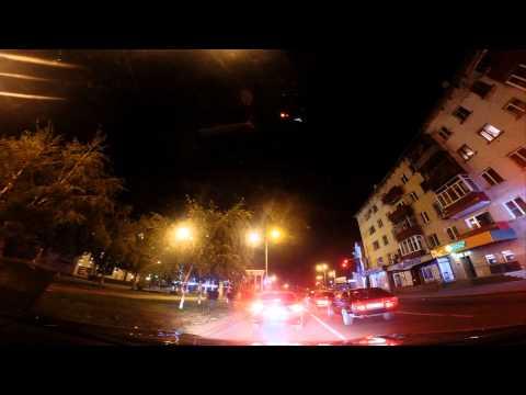 Time lapse demo (Ust-Kamenogorsk city)