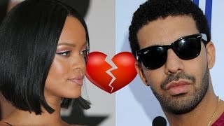 drake rihanna split over another woman