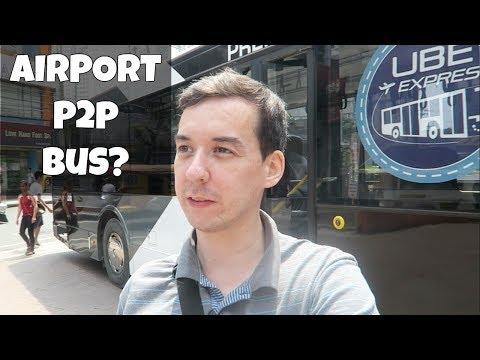 Airport P2P Bus - UBE Express