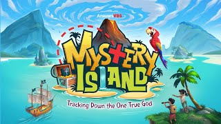 Mystery Island VBS Night 1