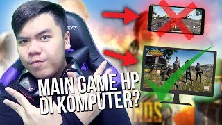 WOI! HP LU NGELAG BUAT MAIN PUBG MOBILE? INI DIA CARA MAIN DI PC PAKE NOXPLAYER !