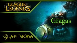 Гайд Грагас LoL Guide Gragas League of Legends ЛоЛ Гайд Gragas
