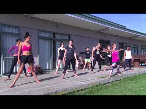 Live Smarter Yoga With Miss Asia Pacific International NZ 2018