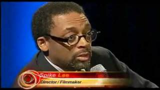 Spike Lee On Tyler Perry's Movies   Shows! Its Coonery   Buffoonery