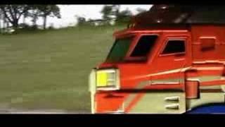 Transformers Prime Test Run