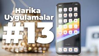 Harika Uygulamalar 13 - Android IOS