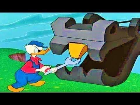 дональд дак чип и дейл мультфильм - Микки Маус, Плуто на русском все серии подряд