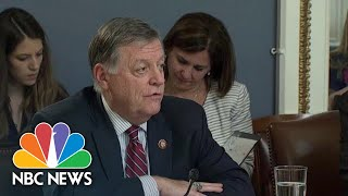 Tom Cole In Opening Statement: 'The Majority Has Not Proven Its Case' | NBC News